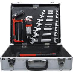Tool Set in Aluminium Case  129 pcs.