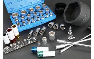 Socket Sets & Tool Assortments