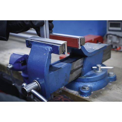 BGS  Technic Bankschroef beschermbek  aluminium  breedte 150 mm  2-dlg
