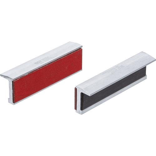 BGS  Technic Bankschroef beschermbek  aluminium  breedte 100 mm  2-dlg