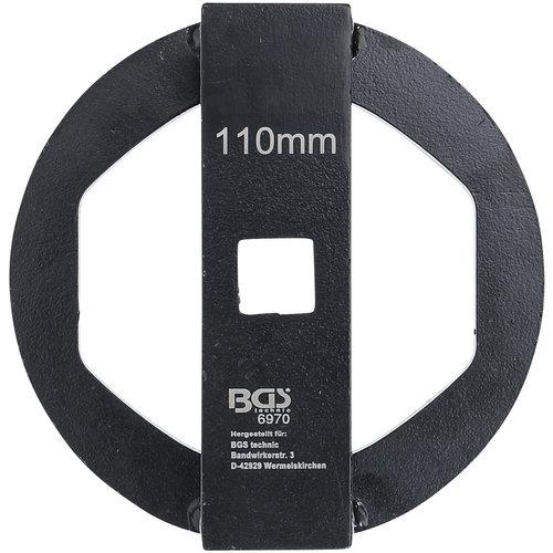 BGS  Technic Asmoer-/kapsleutel  voor BPW assen  110 mm
