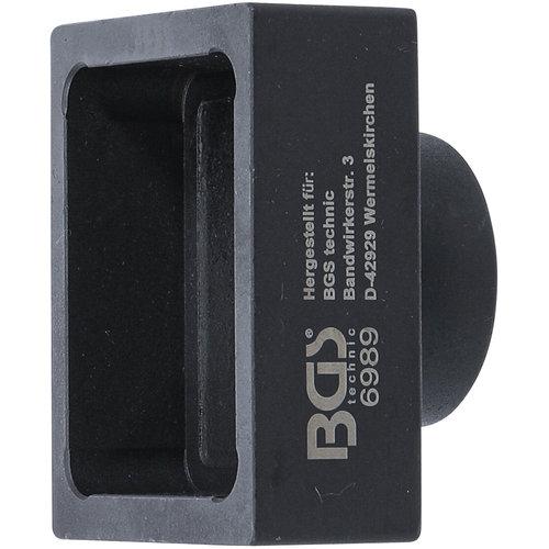 BGS  Technic As-spanmoersleutel  Voor DAF, MAN, Mercedes  56 mm