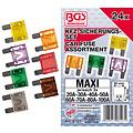 BGS  Technic Assortiment autozekeringen  Maxi  24-dlg