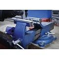 BGS  Technic Bankschroef beschermbek  aluminium  breedte 125 mm  2-dlg