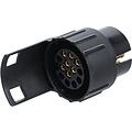 BGS - D-I-Y Adapter voor aanhangerstekker 12 V  7-polig naar 13-polig