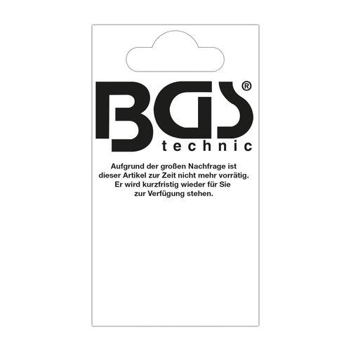 BGS  Technic Artikelkaarten voor verkoopwand  52 x 98 mm  1 vel à 12 stuks