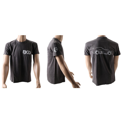 BGS  Technic BGS® vintage T-shirt  maat 5XL