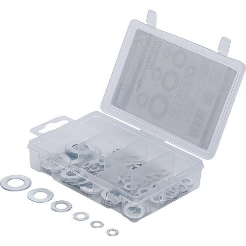 BGS - D-I-Y Assortiment vulringen  Ø 4 - 12 mm (binnen)  130-dlg