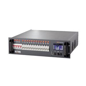 SRS Lighting* Installatie dimmer 12-kanaals NDP met RCBO