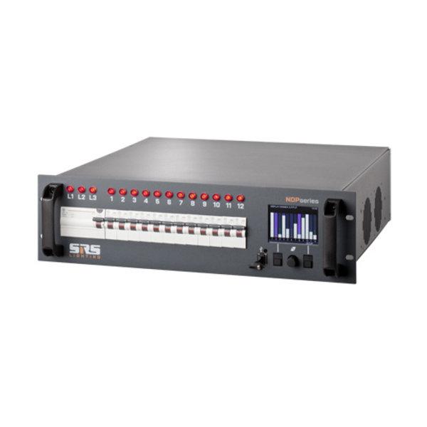 SRS-Lighting* Dimmer 12-kanaals NDP met Netwerk