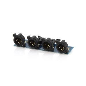 ModulAir* Print met 4x Neutrik XLR Male connector