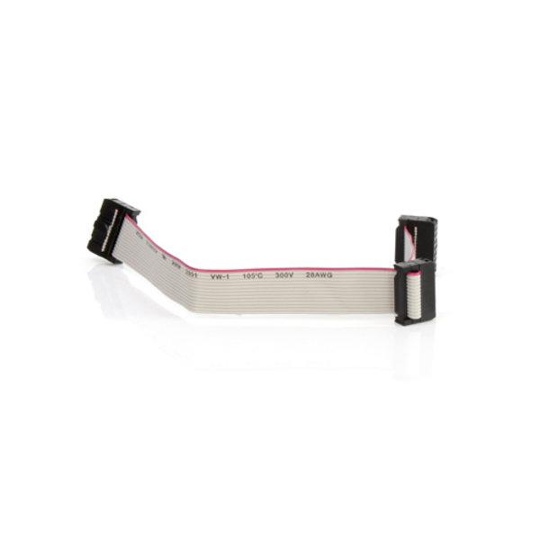 ModulAir* Ribbonkabel IDC-connector female 14-pins - per 6 stuks