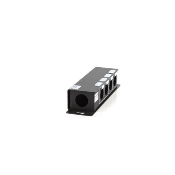 ModulAir* Wandbox 4x D-Type connector gaten PG21
