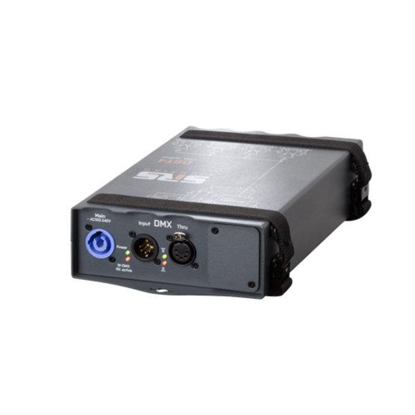 SRS-Lighting* SRS-Light DMX Splitter 4-kanaals met powercon
