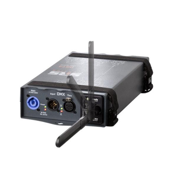 SRS Lighting* DMX-splitter 4-kanaals met draadloos DMX