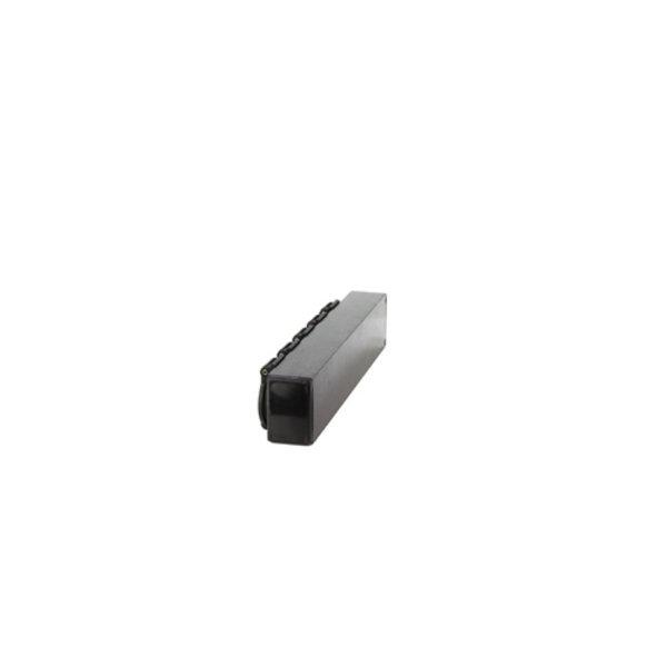 ModulAir* Aluminium verdeelblok powerCON   5x Schuko Schuko   geassembleerd