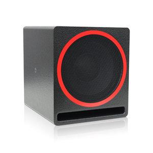 Voice-Acoustic* Installatie subwooferAleasub-10 | 10-inch compacte  bass reflex subwoofer