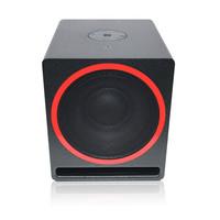 Voice-Acoustic* Installatie subwoofer 10-inch meerprijs ring kleur voor Aleasub-10