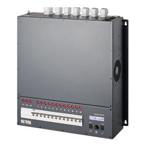 SRS Lighting* Switchpack 12-kanaals wandmontage