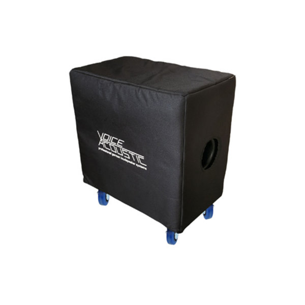 Voice-Acoustic* Subwoofer 12-inch transport en regen hoes Paveosub-112