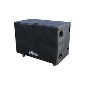 Voice-Acoustic* Subwoofer 18-inch transport en regen hoes voor Paveosub-118
