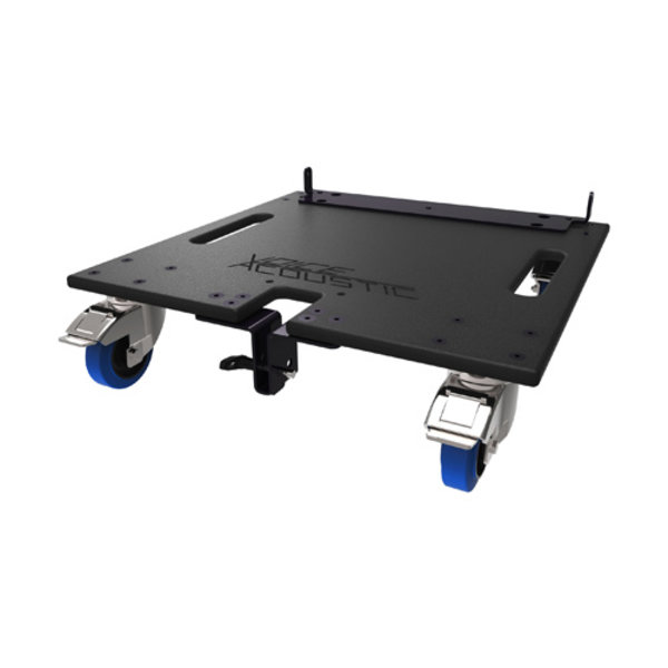 Voice-Acoustic* transportwielen voor maximaal 4x Ikarray-12