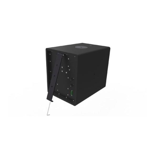 Voice-Acoustic* Installatie subwoofer 10-inch muurbeugel Aleasub-10