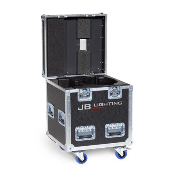 Amptown Flightcase 1x Sparx 18 L 60 x W 60 x H 80 cm