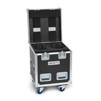 Amptown Flightcase 2x P4/P7 L 60 x W 60 x H 80 cm