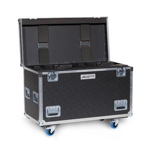 Amptown Flightcase 2x P18 L 120 x W 58 x H 86 cm