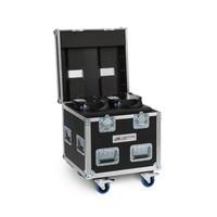 Amptown Flightcase 2x Sparx 10 L 60 x W 60 x H 70 cm