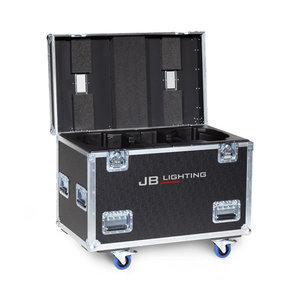 Amptown Flightcase 2x Sparx 18 L 120 x W 60 x H 80 cm