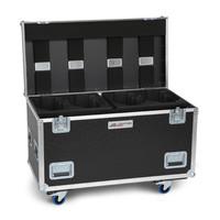 Amptown Flightcase 4x P4/P7 L 120 x W 60 x H 80 cm