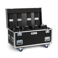 Amptown Flightcase 4x Sparx 10 L 120 x W 60 x H 70 cm