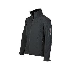 JB-Lighting* Softshell-Jas-Jacket black