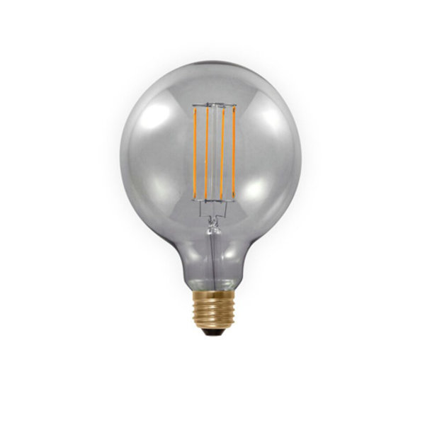 Segula* LED Globe 125 Smokey grey 6W
