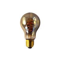 Segula* LED filament lamp Curved Spiral grijs | E27 | 4 W (10 W) | 100 Lm | 2.000 K | 50529 |