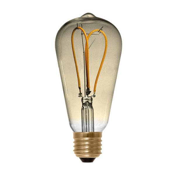 Segula* LED Rustica Curved Loop golden 4W