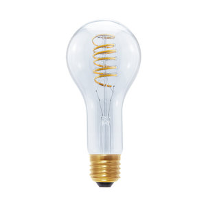 Segula* LED Grand Bulb Curved Spiral helder 12W