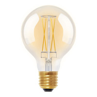 Segula* LED Globe 80 golden 6W