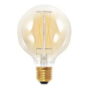 Segula* LED Globe 95 golden 6W