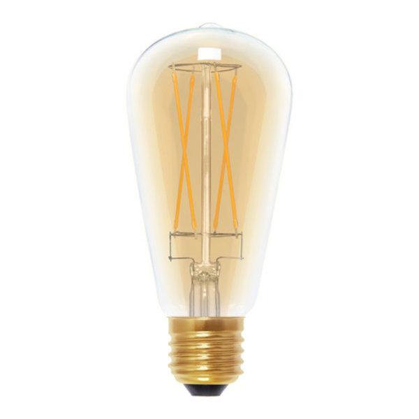 Segula* LED Rustica Long Style golden 6W