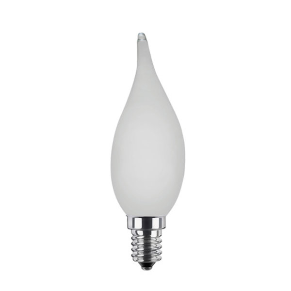 LED Candle Flame frosted 2.7W