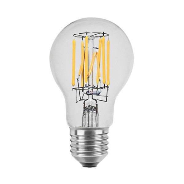 LED-lamp helder | E27 | 8 W (39 W) | 560 Lm | 2.000 -2.900 K | 50248 |