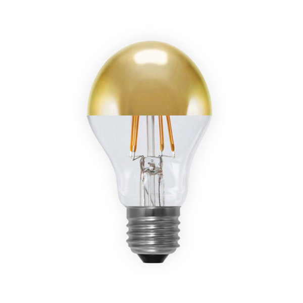LED-lamp spiegelkop goud ambient dimming   E27   4 W (21 W)   200 Lm   2.000 -2.900 K   50496  