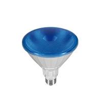 LED- Reflector PAR 38 blauw   E27   18 W (120 W)   85 Lm   40°   50762  