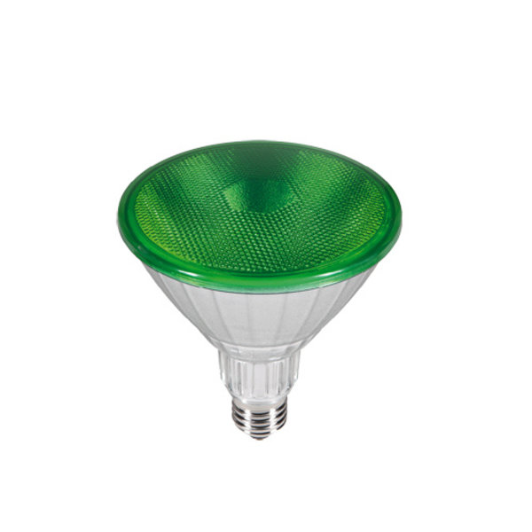 Segula* LED Reflector PAR38 groen 18w