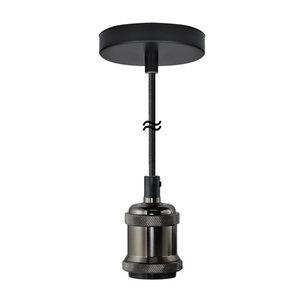 Segula* Pendant Lamp Chicago black