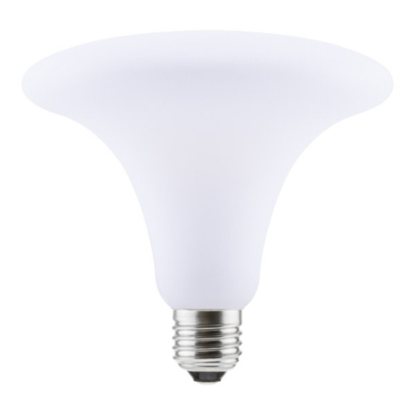 Segula* LED Trumpet Milky Frosted 8W