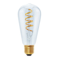 Segula* LED Rustika Curved clear Ambient dimming  | E27 | 8 W (35 W) | 400 Lm | 2.200- 2.800 K | 50302 |